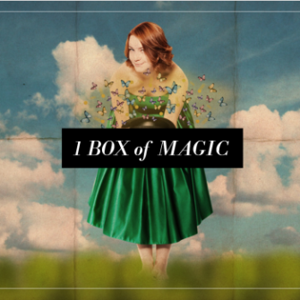 1BOX OF MAGIC
