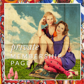 private membership page
